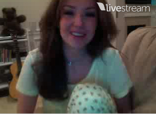 Ultima Twitcam De Arely Tellez 2011 Youtube Picture