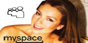 Cuenta Oficial De Myspace Musica deThalia - Thalia's Official Myspace Music Account